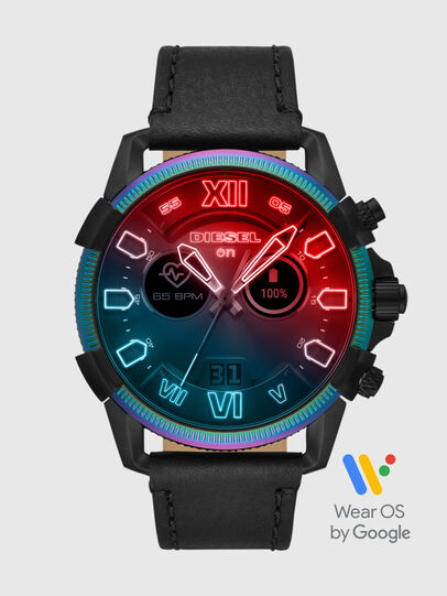 Diesel - DT2013, Negro - Smartwatches - Image 1