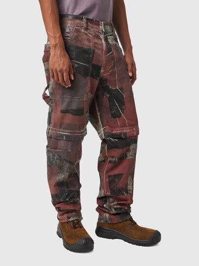 Diesel - D-Multy JoggJeans® 0CEAM, Rosa/Negro - Vaqueros - Image 5