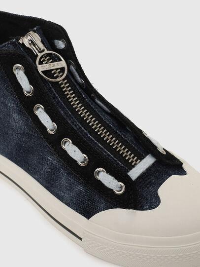 Diesel - S-ASTICO MZIP W, Azul - Sneakers - Image 4