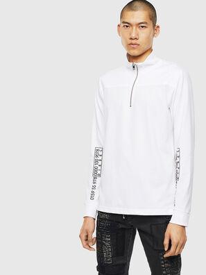T-DIEGO-LS-DOLCE, Blanco - Camisetas