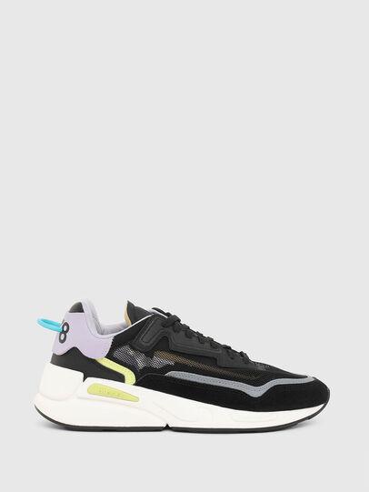 Diesel - S-SERENDIPITY SM W, Negro/Morado - Sneakers - Image 1