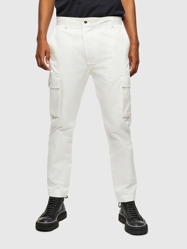 P-JARED-CARGO, Blanco - Pantalones