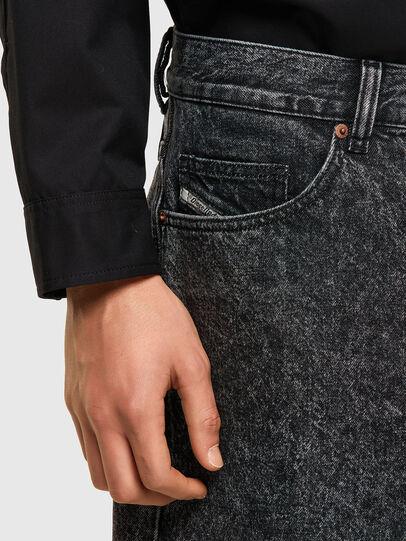 Diesel - D-MAXS-SP, Negro - Shorts - Image 4