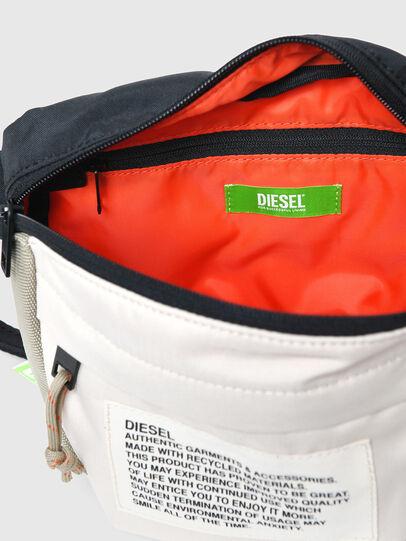 Diesel - LOKI, Blanco/Naranja - Bolso cruzados - Image 4