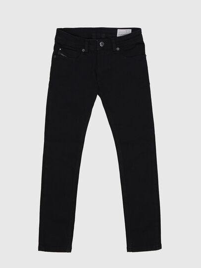 Diesel - SLEENKER-J-N, Black Jeans - Vaqueros - Image 1