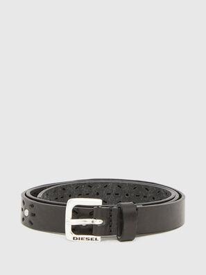 B-PERSS, Negro - Cinturones