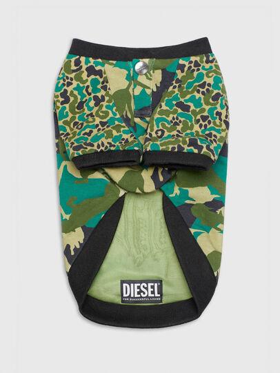 Diesel - PET-WOLF-CMF, Verde Camuflaje - Otros Accesorios - Image 4