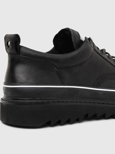 Diesel - H-SHIROKI DBS, Negro - Sneakers - Image 7
