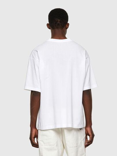 Diesel - T-BALM-B1, Blanco - Camisetas - Image 2