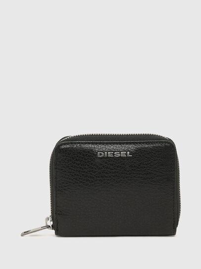 Diesel - CRASSU, Negro/Azul marino - Carteras Con Cremallera - Image 1