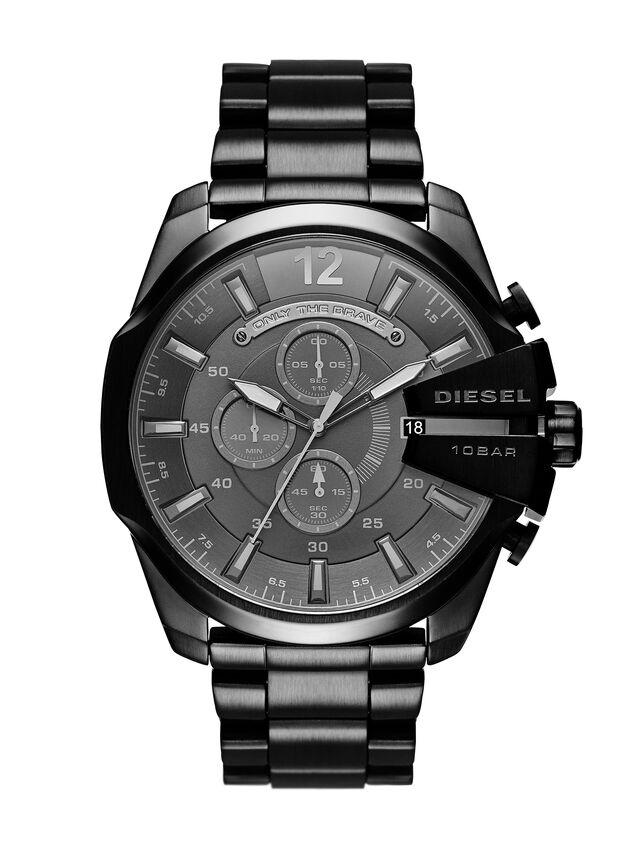 Diesel - DZ4355, Negro - Relojes - Image 1