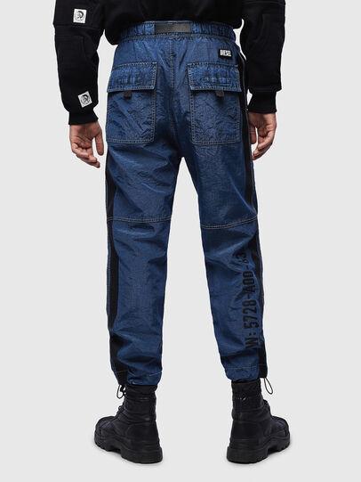 Diesel - P-BERG, Azul - Pantalones - Image 2