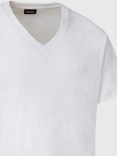 Diesel - T-RANIS-NEW2, Blanco - Camisetas - Image 3