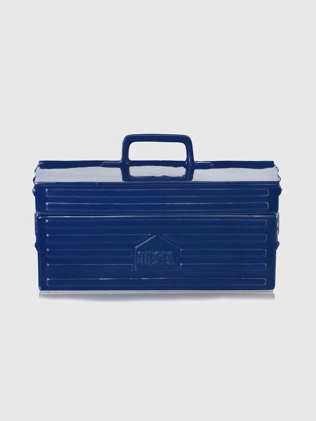Diesel - 11056 WORK IS OVER, Azul - Accesorios de Casa - Image 1
