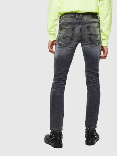 Diesel - Thommer JoggJeans 069KK, Negro/Gris oscuro - Vaqueros - Image 2