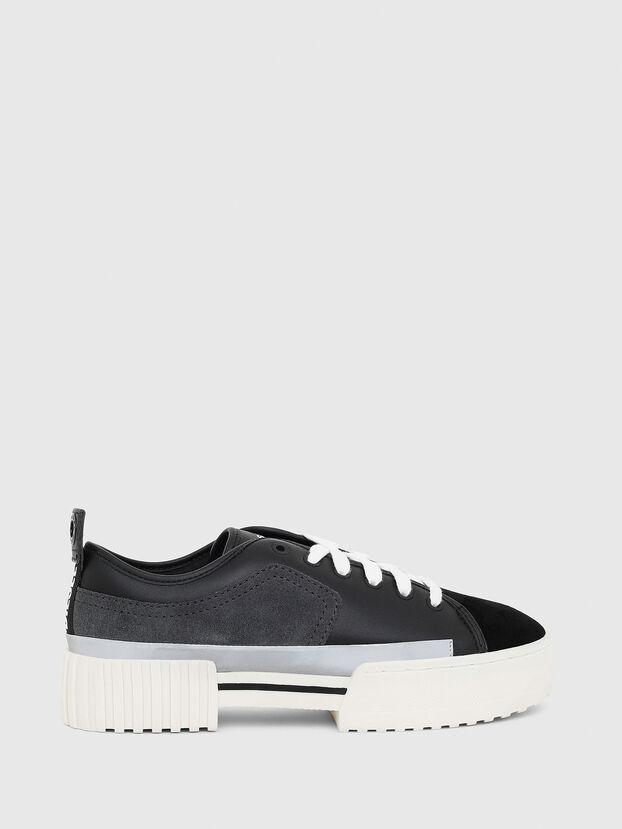 S-MERLEY LOW, Negro - Sneakers