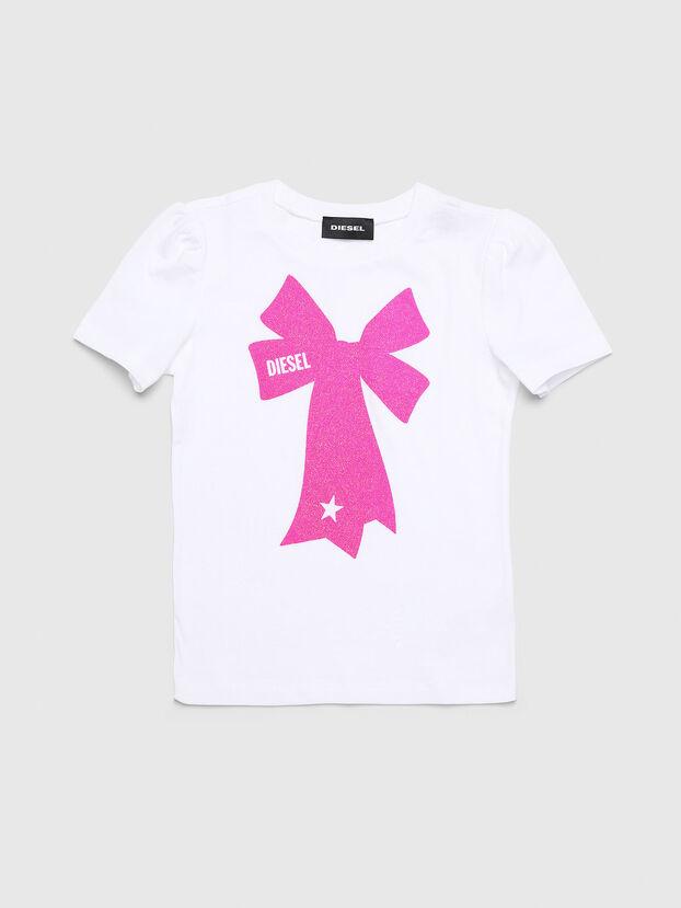 TASHAB-R, Blanco - Camisetas y Tops