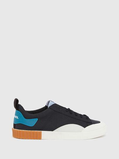 Diesel - S-BULLY LC, Negro/Azul marino - Sneakers - Image 1