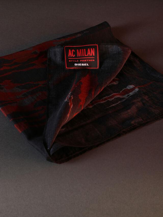 DVL-BANDANA-SPECIAL COLLECTION, Rojo/Negro