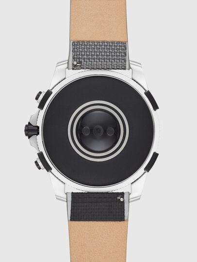 Diesel - DT2012, Gris/Negro - Smartwatches - Image 4