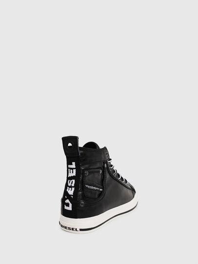 Diesel - EXPOSURE I, Negro - Sneakers - Image 4