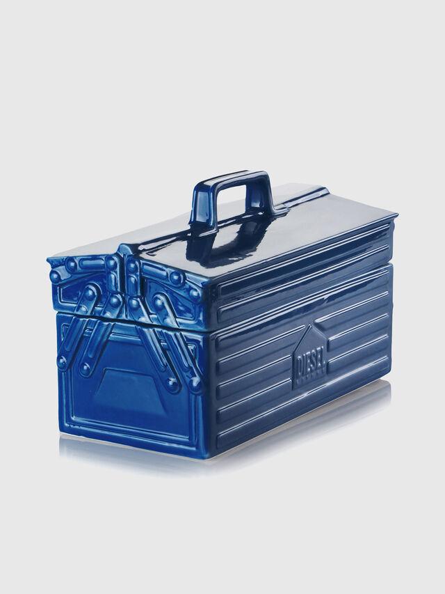 Diesel - 11056 WORK IS OVER, Azul - Accesorios de Casa - Image 3