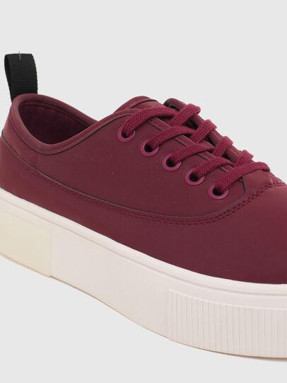 Diesel - S-VANEELA LOW, Burdeos - Sneakers - Image 4