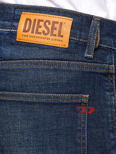 Diesel - D-Macs 009GQ, Azul Oscuro - Vaqueros - Image 4