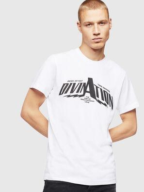 T-DIEGO-B16, Blanco - Camisetas