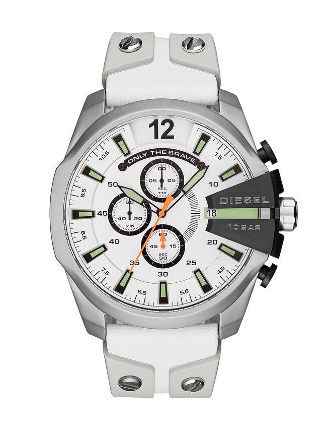 Diesel - DZ4454, Blanco - Relojes - Image 1