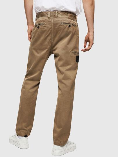 Diesel - P-JARED, Beige - Pantalones - Image 2