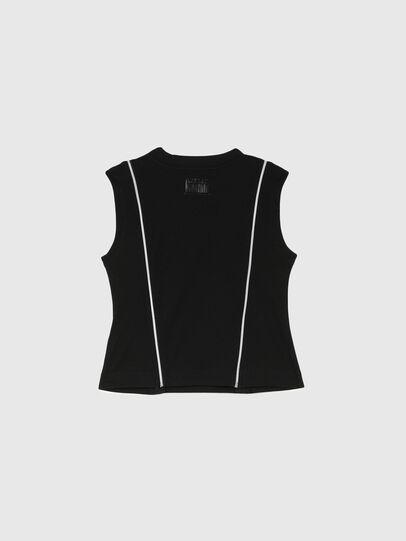 Diesel - TGARTH, Negro - Camisetas y Tops - Image 2