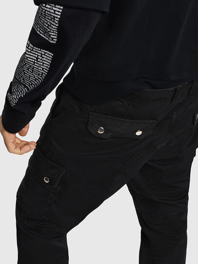 Diesel - P-PHANTOSKY, Negro - Pantalones - Image 4