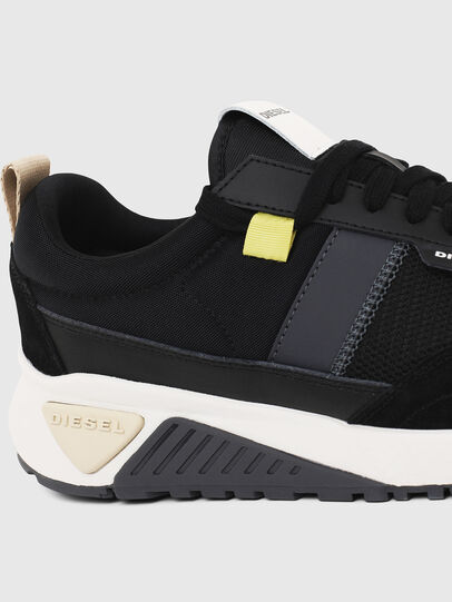 Diesel - S-KB LOW RUN, Negro - Sneakers - Image 4