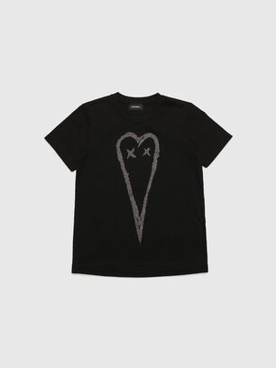 TSILYHEART, Negro - Camisetas y Tops