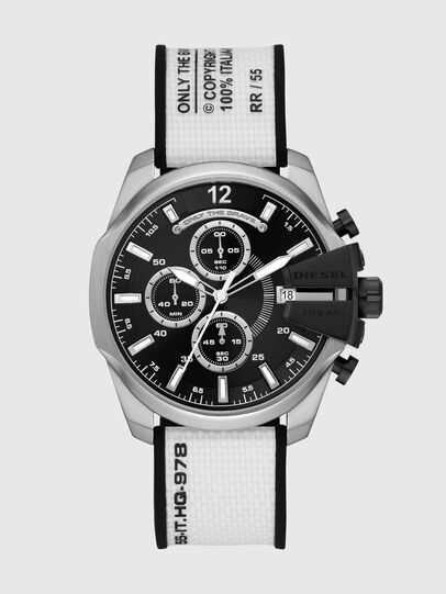 Diesel - DZ4564, Blanco - Relojes - Image 1