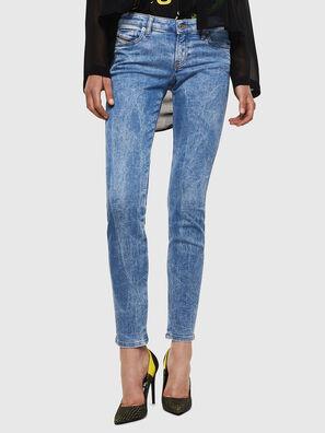 Gracey JoggJeans 0870P, Azul Claro - Vaqueros