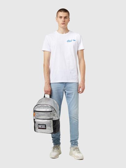 Diesel - T-DIEGOS-B5, Blanco - Camisetas - Image 4