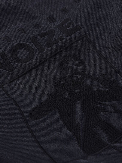 Diesel - CDROOKEL OVER, Negro - Camisas - Image 3