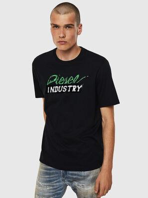 T-JUST-BX2, Negro - Camisetas