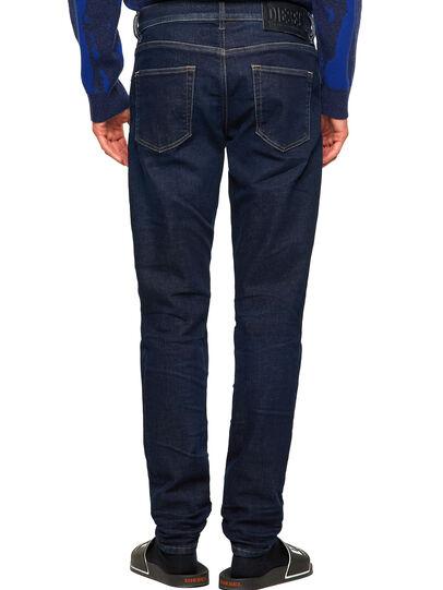 Diesel - D-Strukt JoggJeans® Z69VI, Azul Oscuro - Vaqueros - Image 2