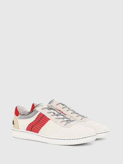 Diesel - S-MILLENIUM LOW, Crema - Sneakers - Image 2