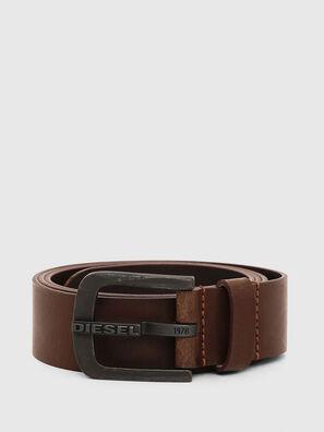 B-DART, Piel Marrón - Cinturones