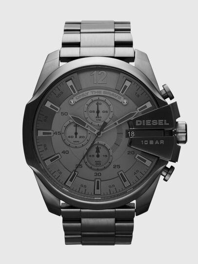 Diesel - DZ4282, Gris Metal - Relojes - Image 1