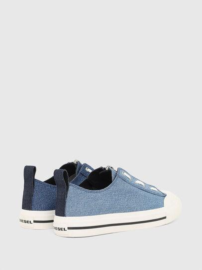 Diesel - S-ASTICO LZIP, Azul - Sneakers - Image 3