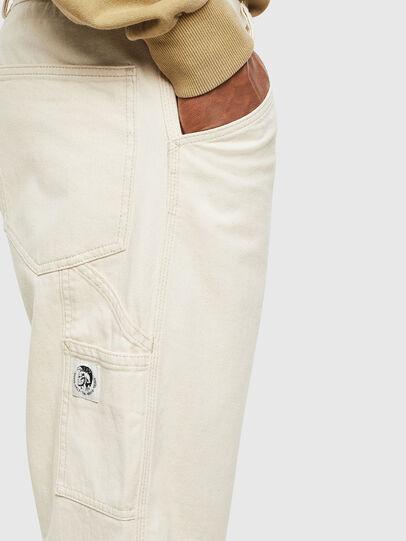 Diesel - P-LAMAR, Blanco - Pantalones - Image 3