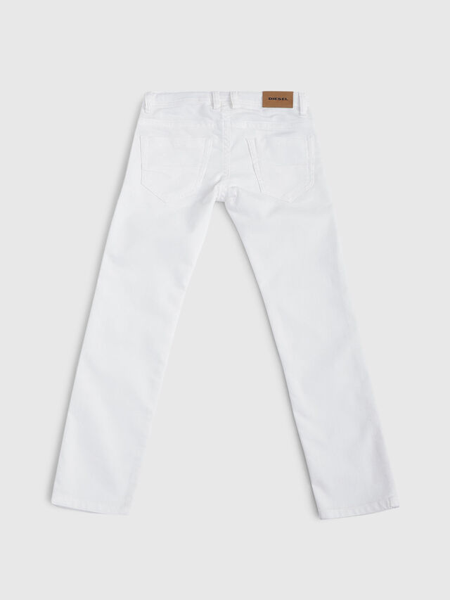 Diesel - THOMMER-J, White Jeans - Vaqueros - Image 2