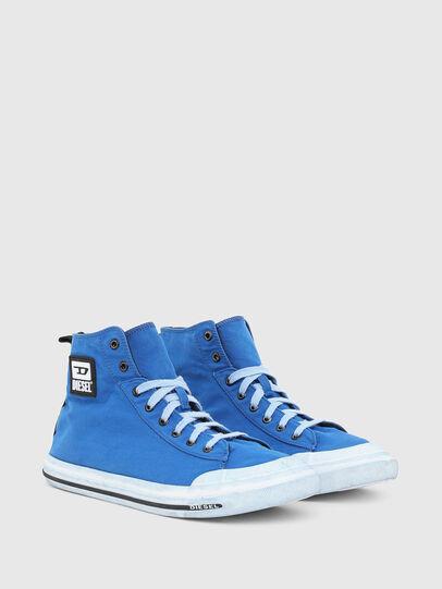Diesel - S-ASTICO MID CUT, Azul - Sneakers - Image 2