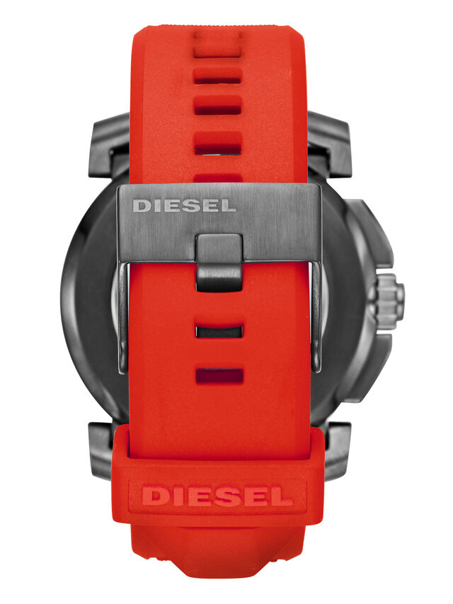 Diesel - DT1005, Rojo - Smartwatches - Image 3