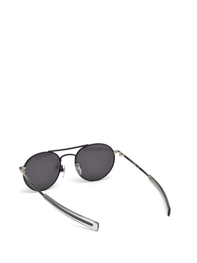 Diesel - DL0220, Negro - Gafas de sol - Image 2